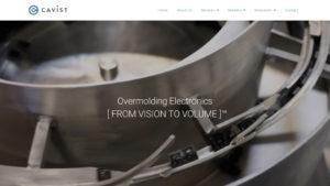 Design Factor Cavist Website